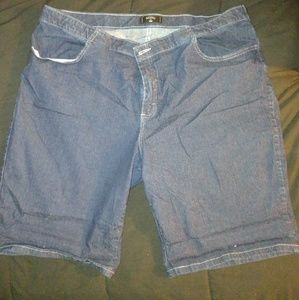 Riders by Lee denim shorts